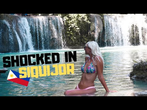 Is this Filipino FREEDOM?! British Couple Could NOT Believe THIS in Enchanted Siquijor!!!