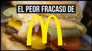 El peor fracaso de la historia de McDonald's - Burger Kid Presenta: