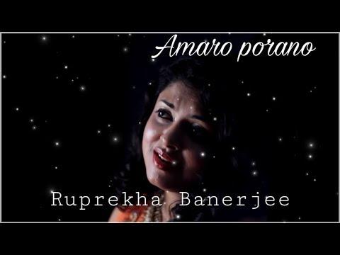 Rendezvous with Tagore ep.7| Amaro porano | Ruprekha Banerjee