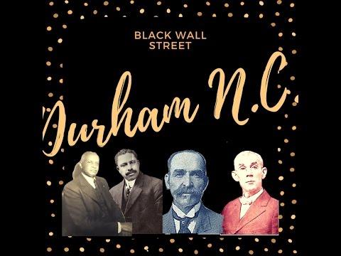 The First Black Wall Street {Durham, NC}