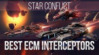 Star Conflict: Best ECM Interceptors