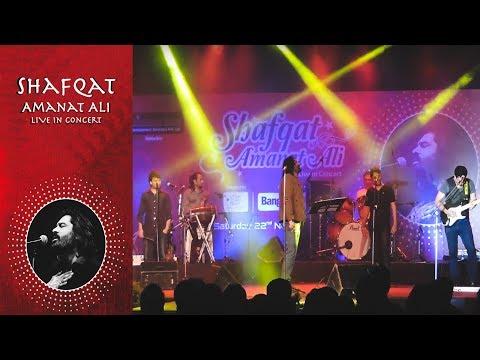 Allah Waariyan - Shafqat Amanat Ali Live at Phoenix Mall Bangalore 22nd November, 2014