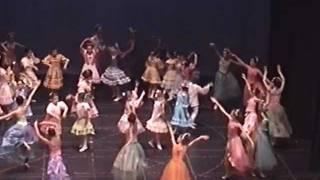 Catalin Tarase, 7 ani, Polka, scoala de balet Elisabeth-Pandichi-Lux