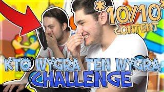 KTO WYGRA TEN WYGRA CHALLENGE !? (*10/10 content*)