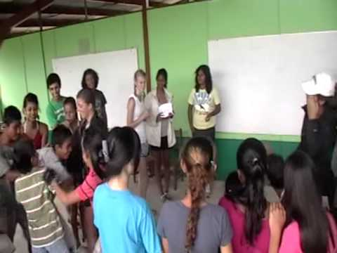 Costa Rica 2011 -Word games!