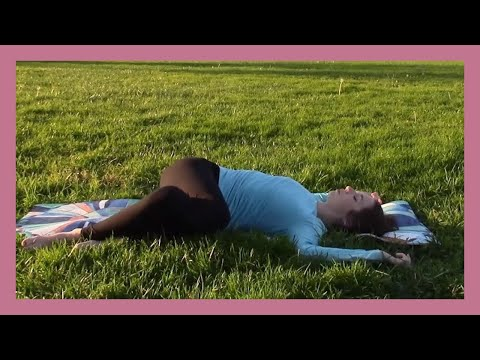 Yin Yoga for Deep Relaxation & Stress Relief - {30 min}