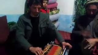 میله محلی در خانه رئیس شفق کوهستان