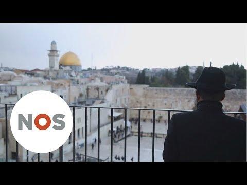 TRUMP: Vreugde en verdriet in Jeruzalem