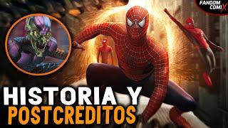 Spiderman No Way Home historia FILTRADA y POST CRÉDITOS   Spiderverse   RUMORES