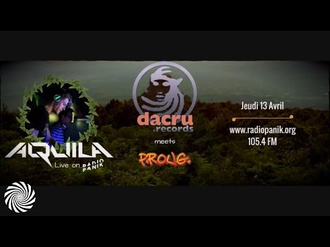 Aquila @ Radio Panik (interview & set) – April 2017