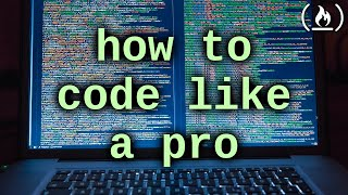 How to Code Like a Pro (with Dylan Israel)