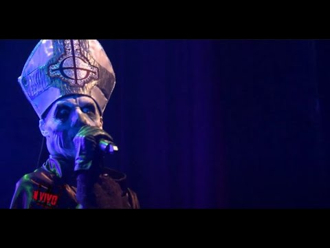 Ghost- Stand By Him ( Live Argentina 2014)