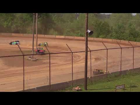 Legendary Hilltop Speedway Modlite/Mini Late Model Heat 5-20-18