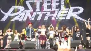 Steel Panther - 17 Girls In A Row @ GMM 2014, 20140627