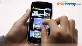 4.0 inch A599 Android 4.2 3G Smartphone from Everbuying