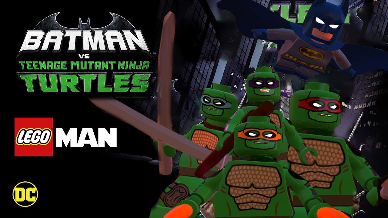 Lego Batman Vs Teenage Mutant Ninja Turtles Trailer Youtube