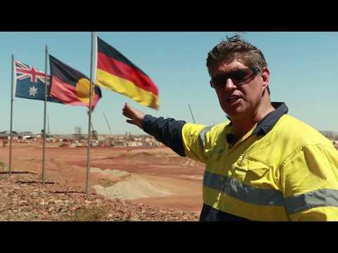 Miningscout Projektbesuch bei Pilbara Minerals: Konstruktion für Lithiumproduktion in vollem Gange