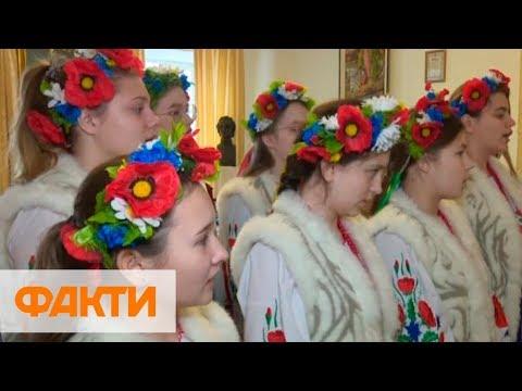 Прославили Украину голосами. Во Львове выступил камерный хор имени Лысенко