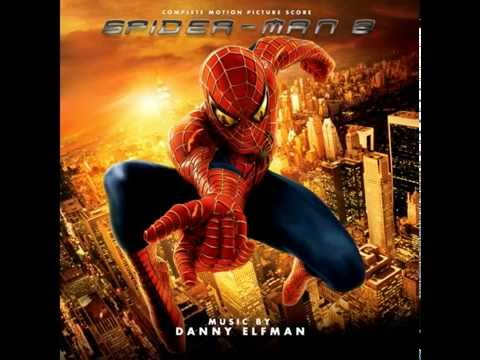 Spider-man 2 He's Back!/Train Fight&Appreciation/Out for the Count(film version)