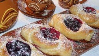 пирожки рецепты с ягодами