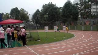 20111119台中市東勢區中山國小運動會-四年級大隊接力.MPG