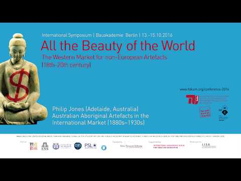 All the Beauty of the World - 09 Australian Aboriginal Artefacts in the International Market