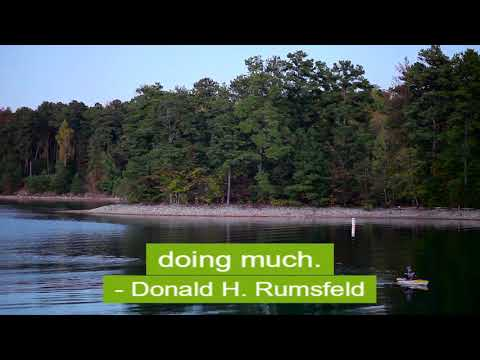 Not Criticized by Donald H. Rumsfeld | Business Motivation | Business Tips