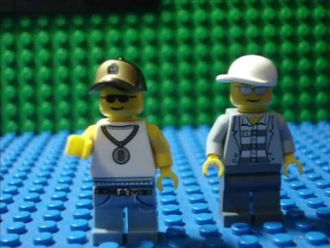 Lego Smosh Firetruck