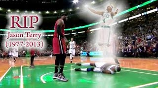NBA 5 Times Jason Terry Got EMBARRASSED