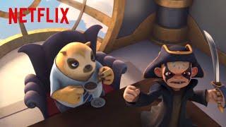 Kaos Lodges a Complaint | Skylanders Academy | Netflix