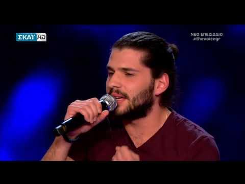 The Voice Of Greece 15-11-2017 ~ Αλέξανδρος Παπανικολάου