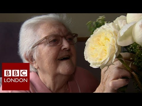 Harry and Meghan's flowers donated to a Hackney hospice – BBC London News