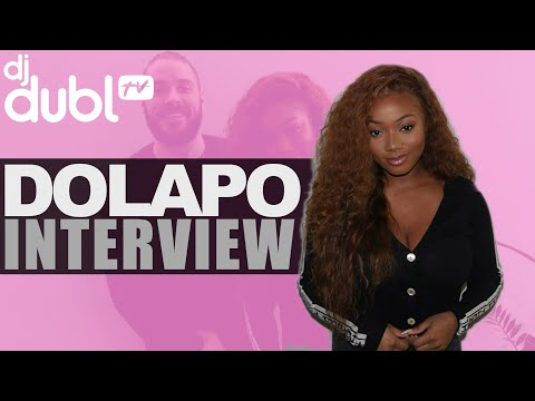 Dolapo Interview - How she got into music industry, incredible debut EP, Female UK artists & Aaliyah