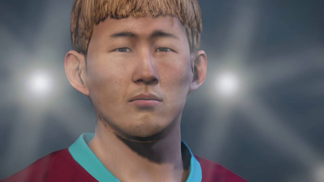Pro evolution soccer 2017 heung min son my club youtube for Son heung min squadre attuali