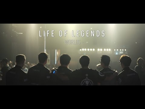 Life of Legends: Worlds is out now!