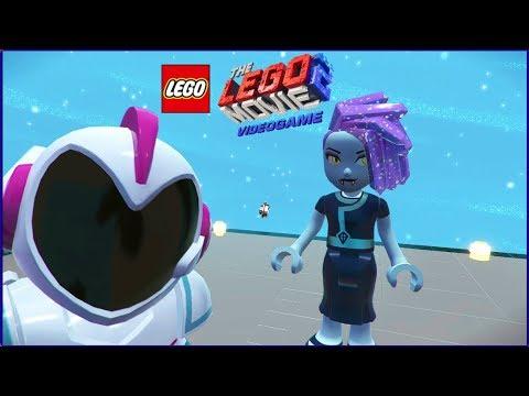 The LEGO Movie 2 Videogame Planet Sparkles 100% Completion (Rex-Splorer System)