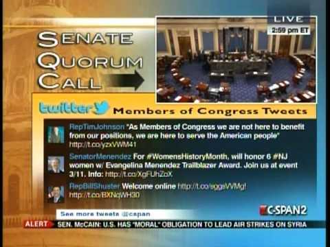 Senate Session 2012-03-05 (13:59:57-16:15:16)