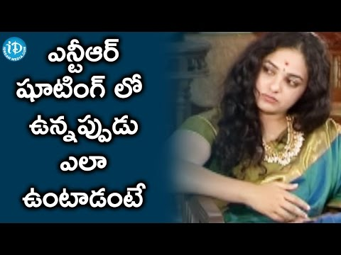 Jr NTR Is A Very Simple And Down To Earth Person - Nithya Menen || Janatha Garage Special Interview