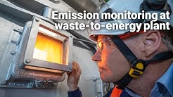 Gasmet Customer Story: Tammervoima Waste Incineration plant in Finland 2019