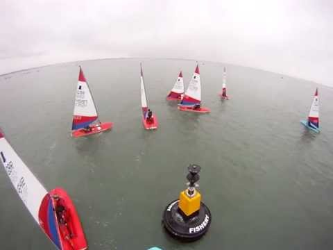 Topper Top mast mounted GoPro Action.MP4