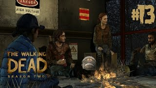 A NIGHT BY THE FIRE - The Walking Dead Season 2 Ep.5 Part 1