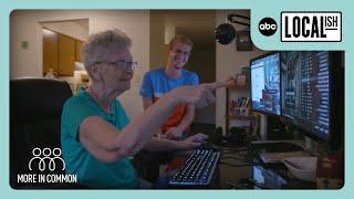 Grandma Gamer Meets Her Biggest Skyrim Fan   More In Common