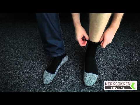 Verkoelende dunne werksokken Cool MS 2 | Bata Industrials