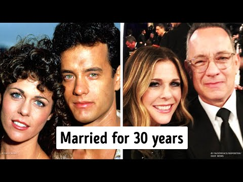 13 Hollywood Couples Whove Been Together Forever
