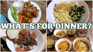 What's For Dinner? || Real Life Easy Meal Ideas