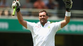 From the Vault: Kallis rocks the Gabba