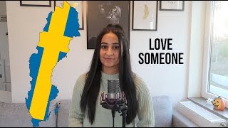LOVE SOMEONE - LUKAS GRAHAM (SVENSK VERSION) |Av Lalash Video