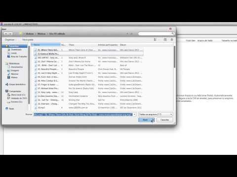 Tutorial Acquahost : Como converter musicas para 128 Kbps