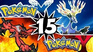 Pokémon X et Y : Cornélia, on t'aura mais ZAZEZUR ! - épisode 15 (DUAL)
