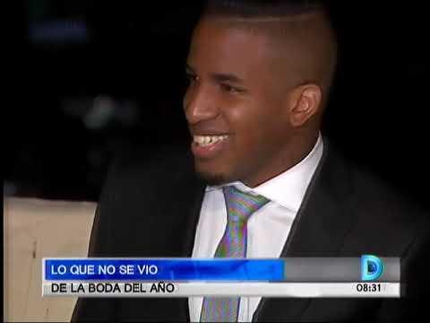 América Noticias - 120715 - Lo que no se vio de la boda de Yaco y Natalie